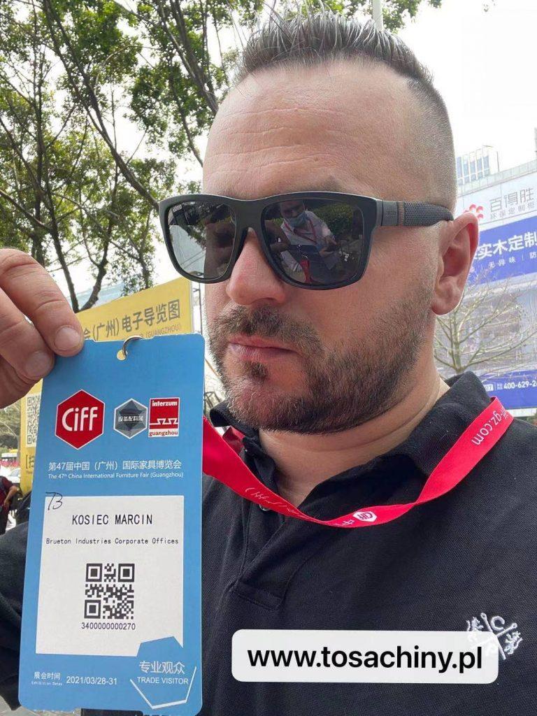 Targi meblowe w Kantonie