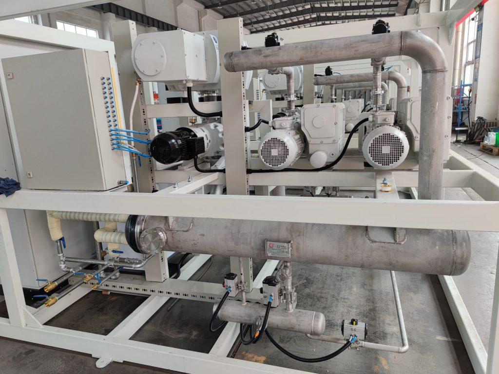 suszarka przemysłowa z Chin