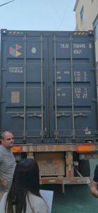 Potwierdzenie zgodności ilości towaru z zamówieniem od chińskiego producenta